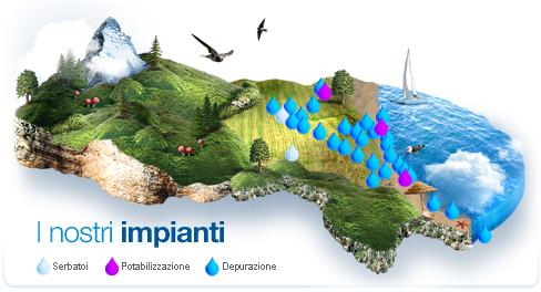 Impianti Regione Emilia Romagna